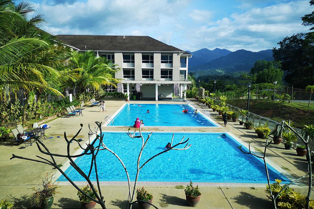 Cherengin Hills Resort